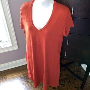 NWOT Premise Dresses/Nord V-Neck Stretchy Dress, M